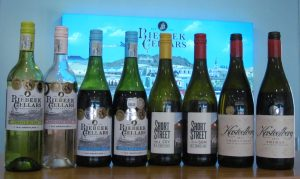 The eight wines I had the privilege of tasting and that made my mouth very happy indeed! During my visit to Riebeek cellars ... & Riebeek Cellars: Proof that quality need not cost an arm and a leg ...